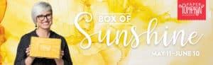 Box of Sunshine Paper Pumpkin #sendingsunshine June 2020