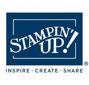 Night of navy SU Stampin up logo