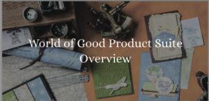 World of Good Memories & More Stampin Up