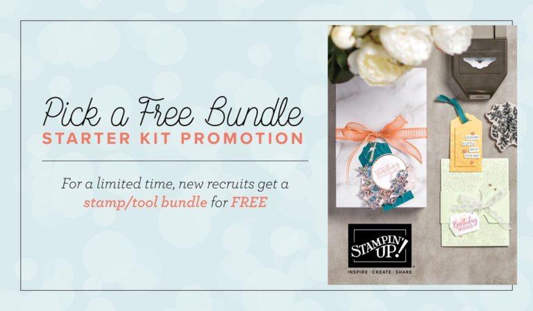 New Demonstrator Free Bundle Bonus Ending Soon!