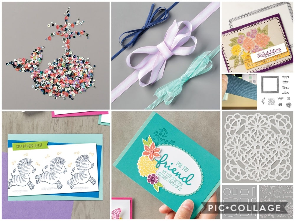 My favorite things from the 2020 Stampin Up annual catalog