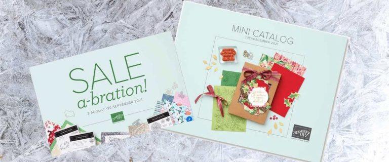 2021 Aug-Dec Mini Catalog Sneak Peek