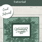 Pin this to remember cards made with the Merriest Moments bundle
