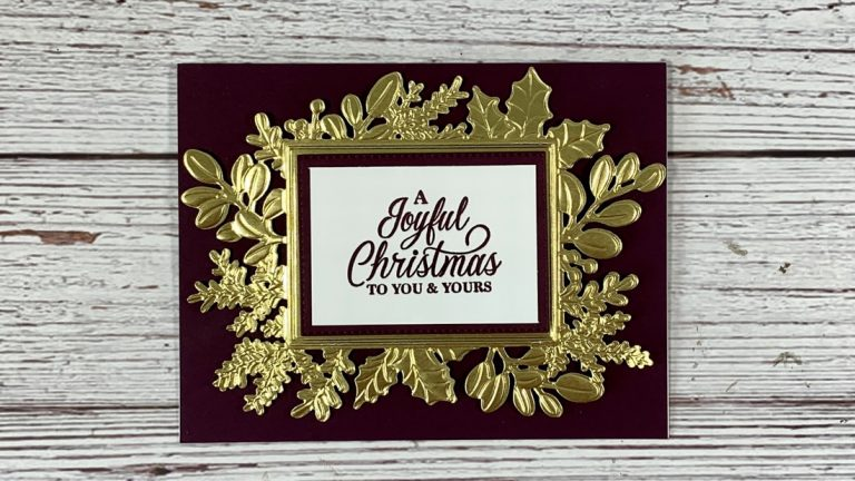 Merriest Moments Christmas Card- Part 1