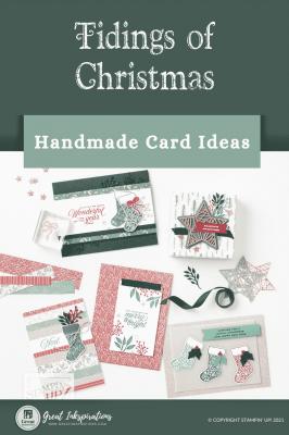 Tidings of Christmas Card Ideas